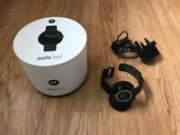 Moto 360 Smart Android Wear Watch