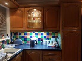 Kitchen units - excellent condition!