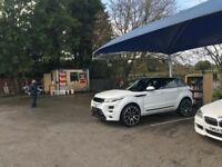 Trebaron Garden Centre hand car wash for sale in Newton-Le-Willows, Manchester £42,000