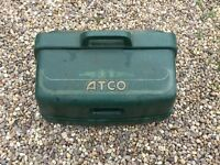 Atco Ensign B17 lawnmower grass box