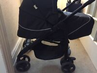 Limited edition Silver Cross Pram Buggy complete package