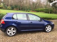 Volkswagen Golf 2.0 FSI GT **Just 76k from New** Fantastic car, Digital Climate Control, 2 keys!