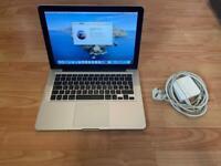 Apple MacBook Pro 13inch 2012 model i5 4GB Ram and 500GB