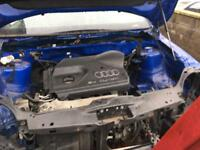 Audi A3 1.8t engine low mileage 86k