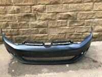 Genuine VW MK6 Golf Front Bumper 2009-2012