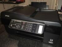 Epson Printer with new ink cartridges