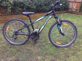 """Specialized Hotrock 24"""" Wheel 2015 Childs Bike"""