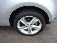 SEAT IBIZA 1.6 TDI CR Sport SportCoupe 3dr (silver) 2011