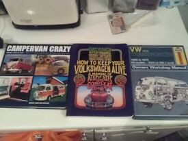 VW Air-cooled books.