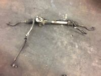 2006 SEAT ALHUMBRA 2.0D PETROL DIESEL POWER STEERING RACK AS SEEN IN PICTURES