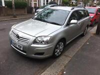 2007 Toyota avensis for sale (1 previous owner+123kmiles)