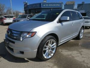 2010 Ford Edge Sport AWD - LTHR/NAV/SUNROOF