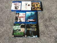 Blu-ray bundle Horror