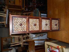 4 drawer unit/tallboy