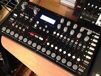 Elektron Analog Four 4 voice Polyphonic desktop synth Module Synthesizer