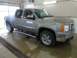 2012 GMC Sierra 1500 SLT Z71, Tube Steps, Power Adjust Pedals, U