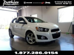 2014 Chevrolet Sonic LT Auto | LOW KMS | SUNROOF | CLEAN |