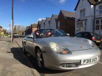 Porsche Boxster 1997 2.5
