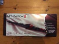 Remington Silk Curly Wand