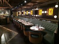 Experienced Restaurant Receptionist/Host - Liverpool Street - Closed Sundays