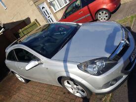 2007 Vauxhall Astra SRI 1.9, 87k miles, 150bhp Diesel, 7 months MOT, Sport Hatch 3dr, Panoramic
