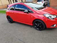2014 Vauxhall Corsa 1.4 limited edition