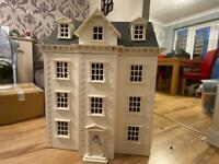 Large beautiful doll house