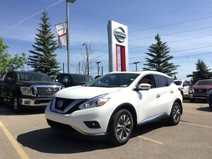 2017 Nissan Murano SL AWD LEATHER NAVI LOW KM'S