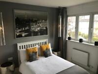 Double room in detached home, mon-fri