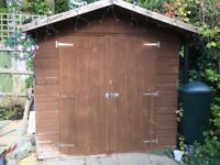 7ft x7ft Shed