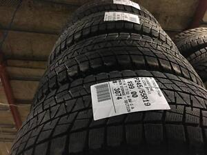 245/55/19 Bridgestone Blizzak DM-V1 *Winter Tires*