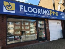 Carpet, Laminate &Vinyl Fitting and Sales | FREE Grippers | Low Prices | Immediate Fitting