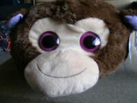 Brand New Monkey Novelty Slipper
