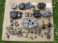 yamaha dt 125 lc powervalve engine