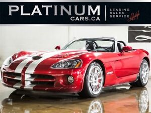 2008 Dodge Viper SRT-10 CONVERTIBLE,