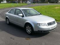 2002 Audi A4 TDi with full MOT - trade ins & swaps welcome - delivery available