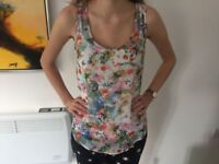Glamours Summer Patterned OverTop
