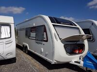 Swift Freestyle SE 6-Berth Twin Axle Caravan