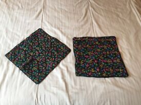 Small cushion covers