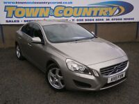 ***2011 Volvo S60 SE D3 **FULL SERVICE HISTORY**IMMACULATE!!!**( S40 S80 V50 passat insignia 320d )
