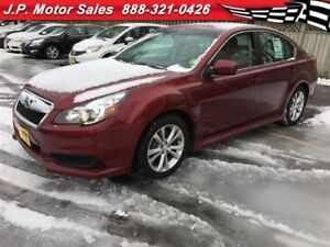 2013 Subaru Legacy 3.6R w/Limited Pkg, Navigation, Leather, AWD
