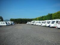 Locked, Secure, Monitored 24/7 Caravan/Motorhome Storage in Westhoughton BL5 !
