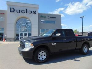2016 Ram 1500 TRADESMAN*DIESEL*CAMÉRA*BLUETOOTH*COUVRE GRILLE*