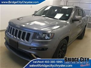 2012 Jeep Grand Cherokee SRT8- Leather, Heated and Vented Seats,