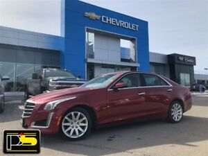 2015 Cadillac CTS Luxury AWD