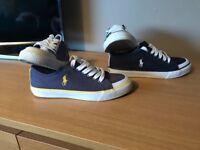 2pairs of Ralph Lauren shoes