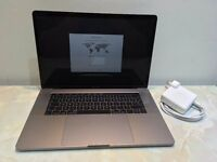 "Apple MacBook Pro 15.4"" 2016 Touchbar 2.7GHz i7 512GB SSD AMD 455 2GB MLH42B/A"