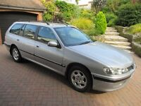 PEUGEOT ESTATE 406 GLX HDI 1999 TOW-BAR DIESEL 5-DOOR