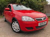 Vauxhall Corsa Automatic 1.2 Petrol 10 Months Mot Low Mileage Full Service History !