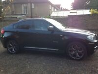 BMW X6 2011 MODEL VERY HIGHT SPEC LADY OWNER GREAT CONDITION